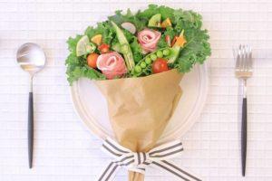 image002-23-300x184 ホームパーティーの簡単持ち寄りサラダ!おしゃれ盛り付けレシピのご紹介!